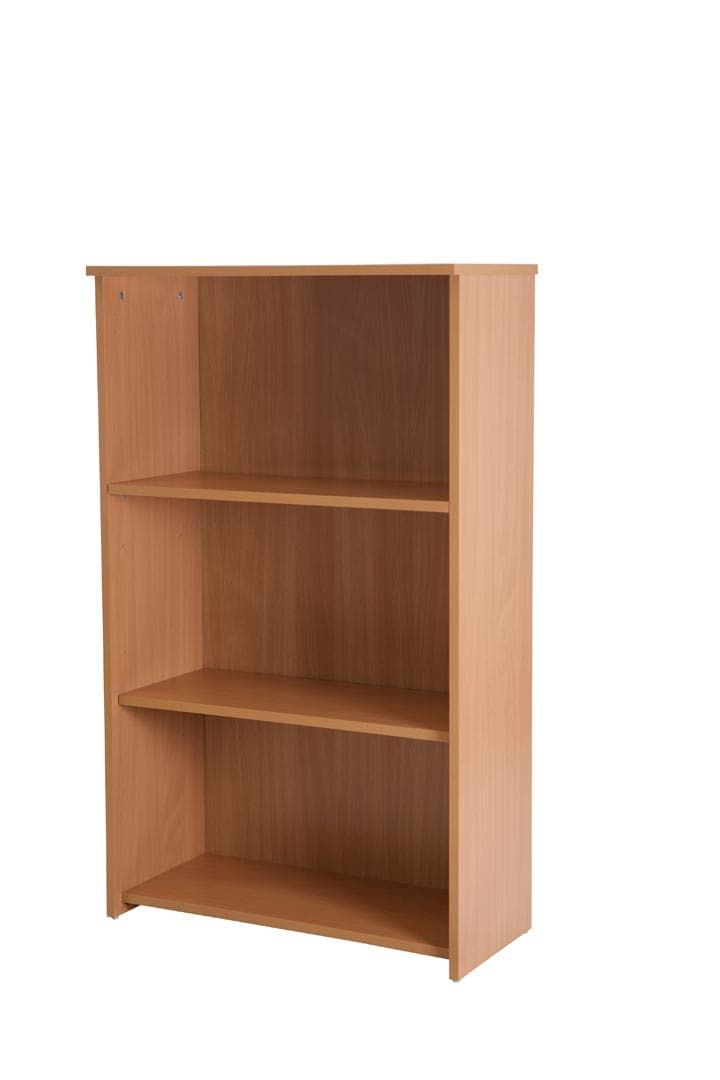 Basix 1200mm Height Basic bookcase