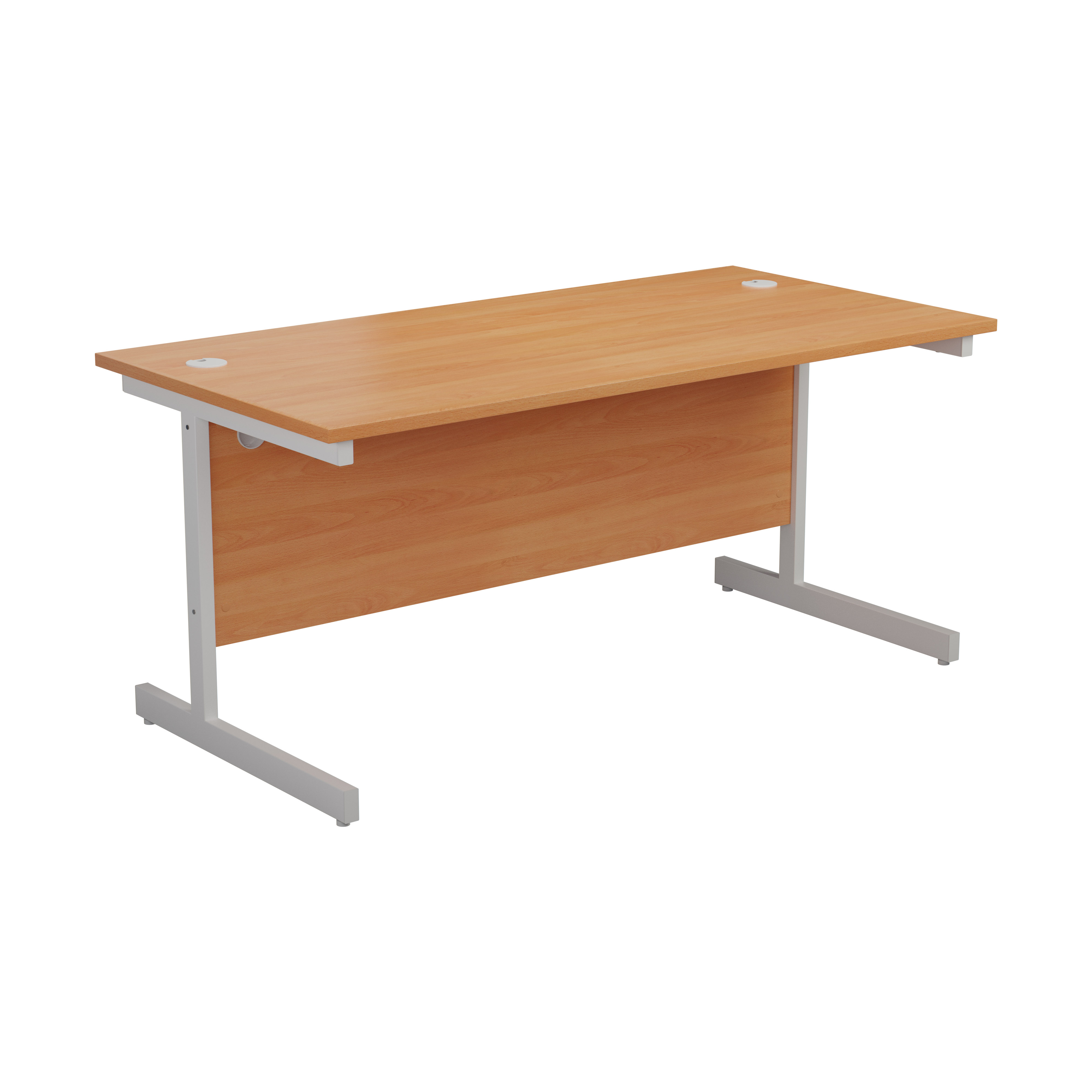 Essentials - 1600mm Rectangular Desk