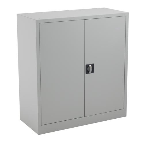 Relax Steel Double Door 1000mm Height Cupboard