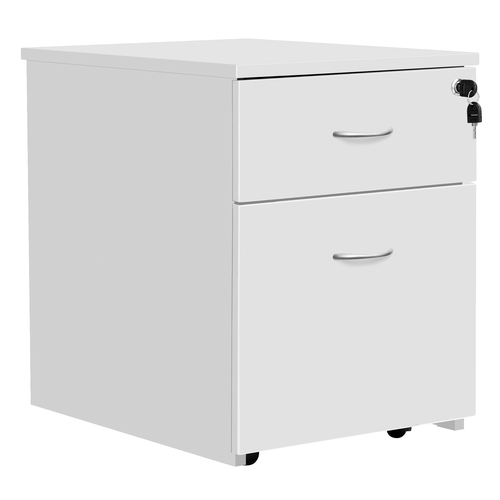 Relax Eco 18 2 Drawer Mobile Pedestal