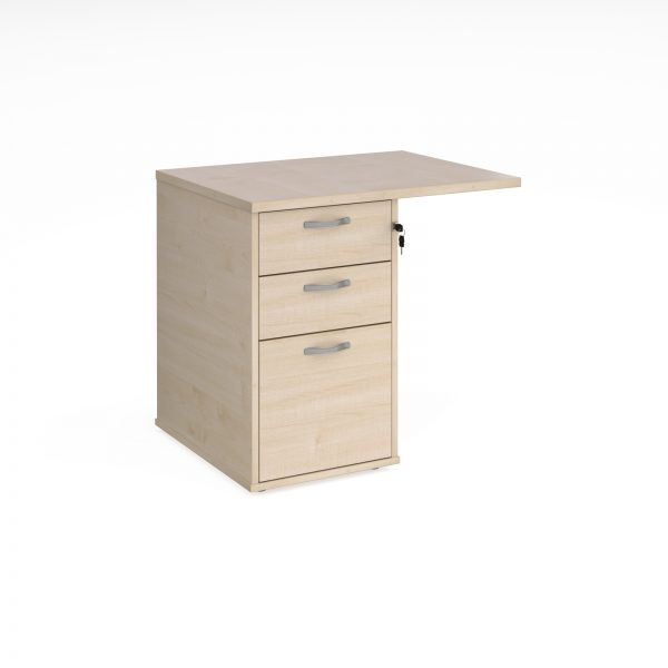 Relax Desk Extension Pedestal