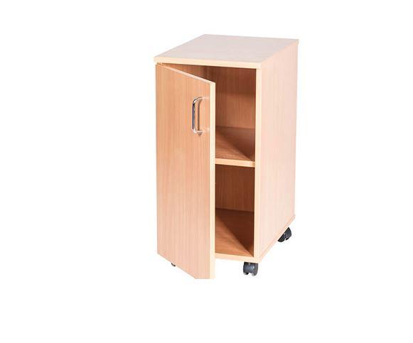 Single Door Cupboard - 697mm High