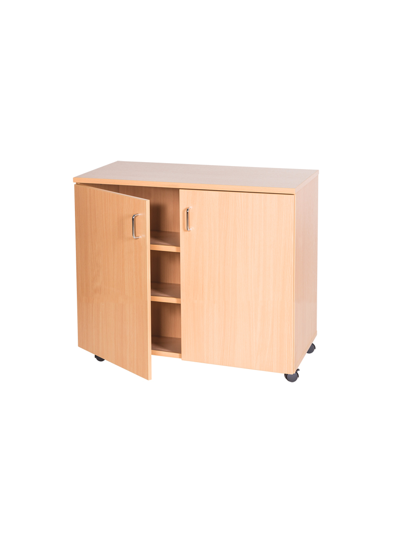 Triple Bay Storage Cupboard – 1107mm High