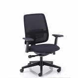 ADJUSTABLE LUMBAR CHAIR