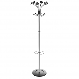 CHROMY COATSTAND