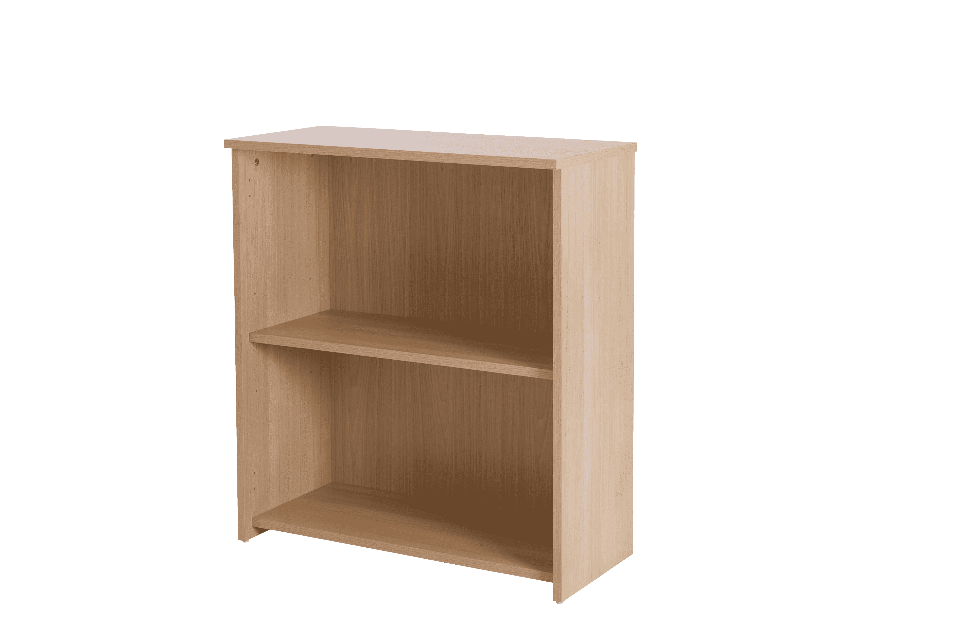 Basix 800mm Height Basic bookcase
