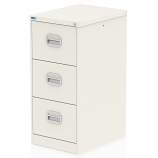 Qube 3 Drawer Filing Cabinet