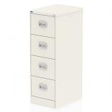 Qube 4 Drawer Filing Cabinet