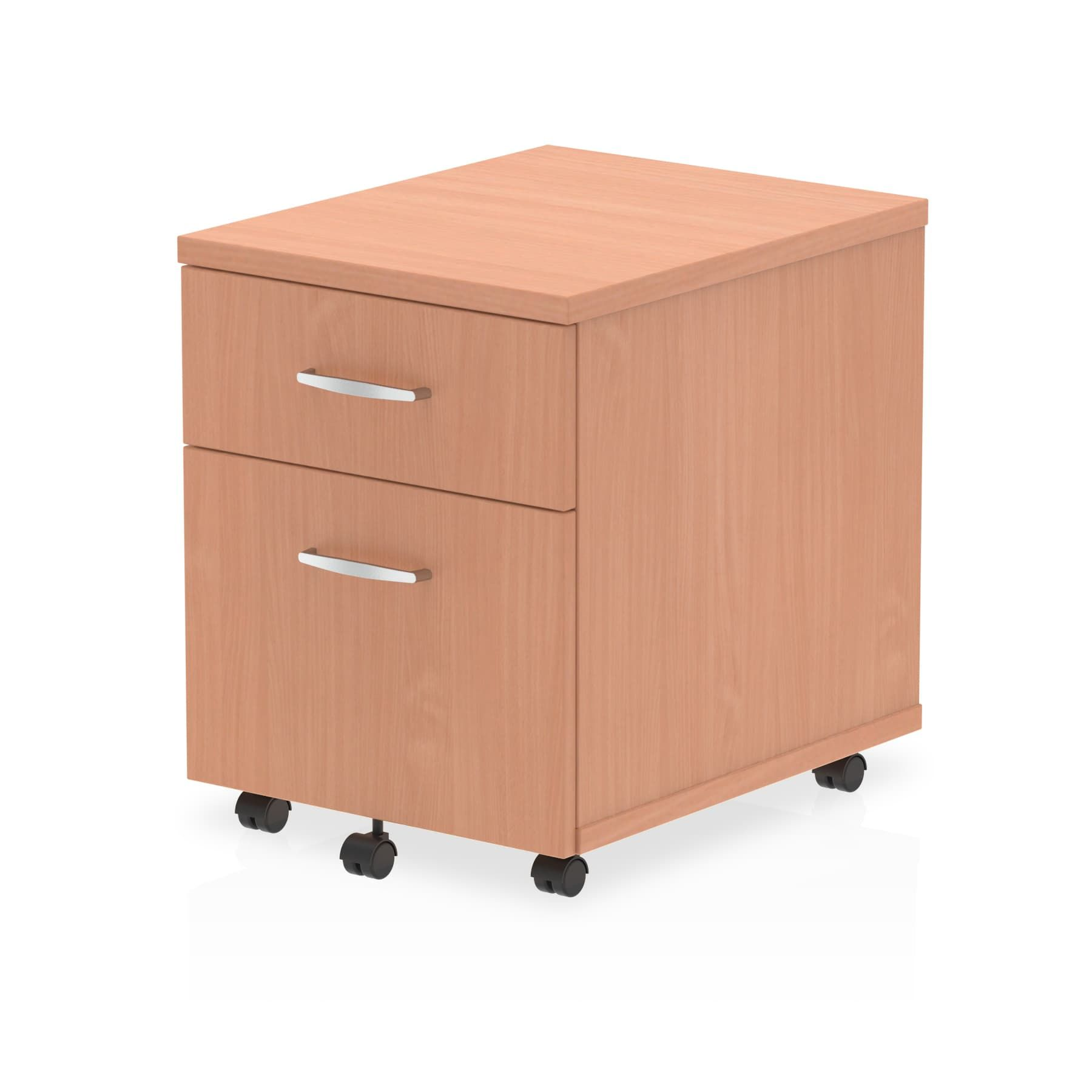 Impulse Mobile Pedestal 2 Drawer with 510mm Height