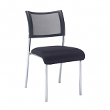 JUPITER CHROME SIDE CHAIR