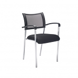 JUPITER CHROME ARMCHAIR