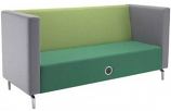 PHONIC LOW 3 SEATER