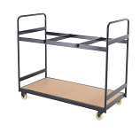 Titan 20 Exam Desk Trolley