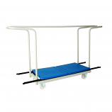 Titan Exam Desk Trolley Capacity 40