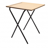 Titan Premium Folding Exam Desk