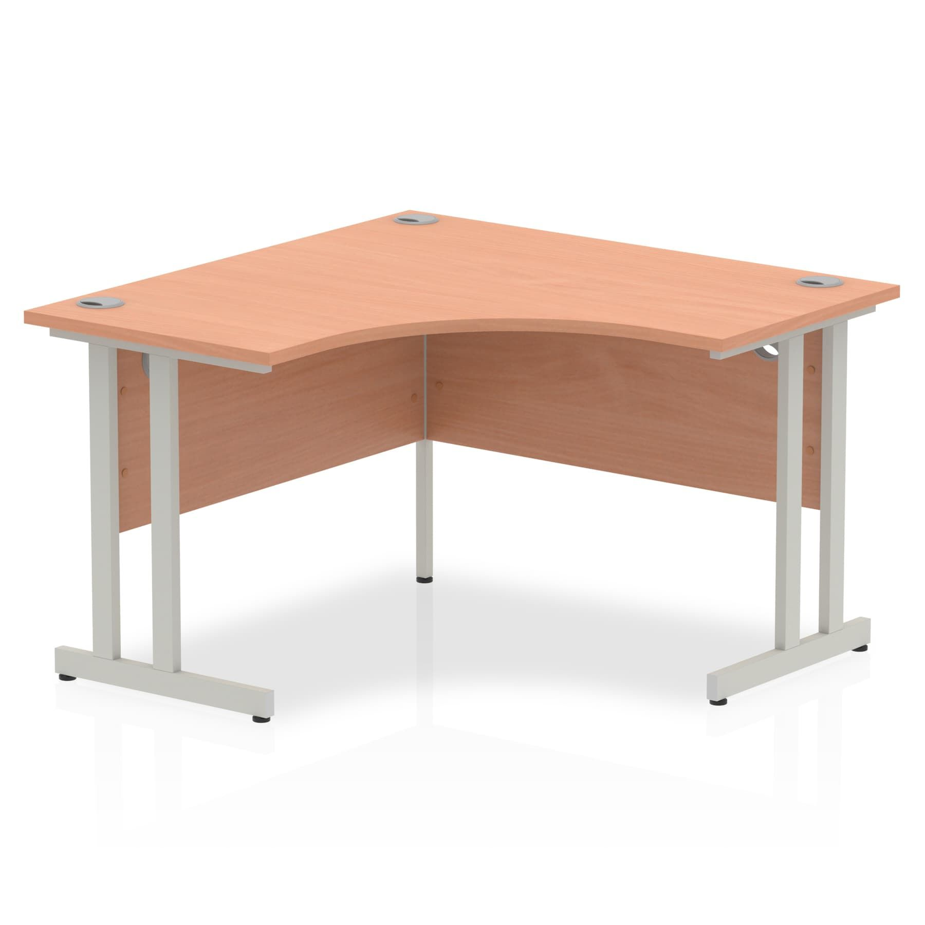 Impulse 1200 Corner Desk with Cantilever Leg