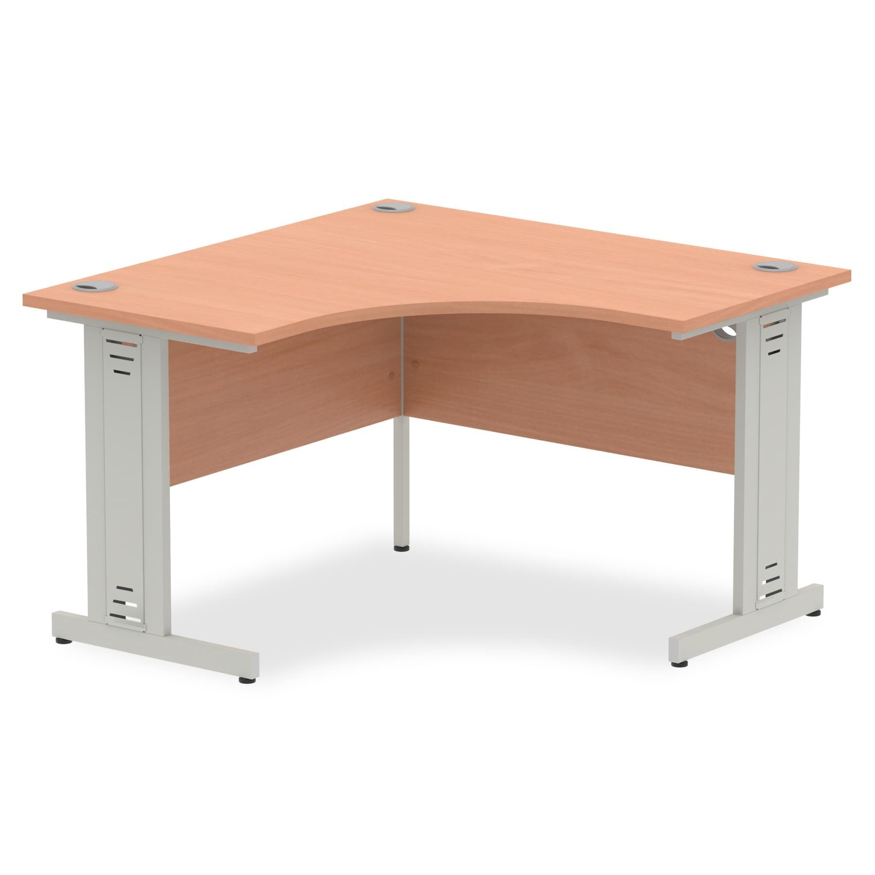 Impulse 1200 Corner Desk with Cable Managed Leg