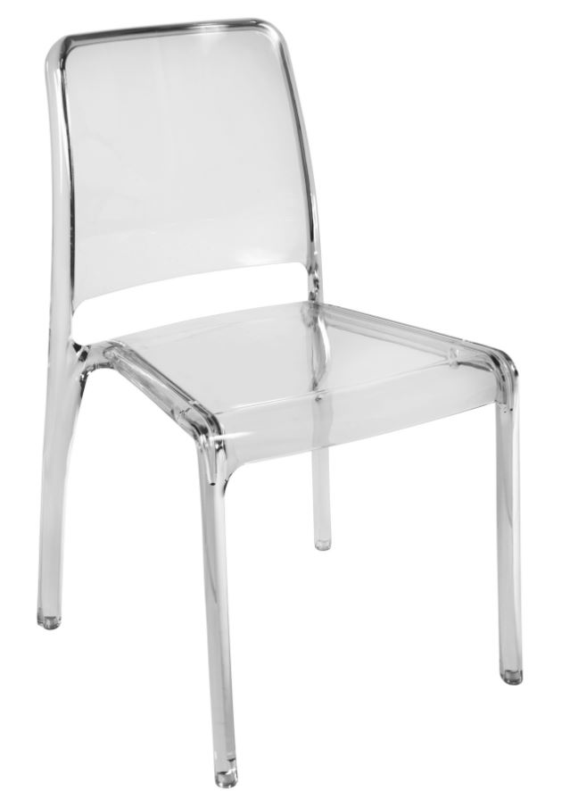 Clarity Chairs (Bundle of 4)