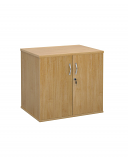 Deluxe Double Door Cupboard with 725mm Height