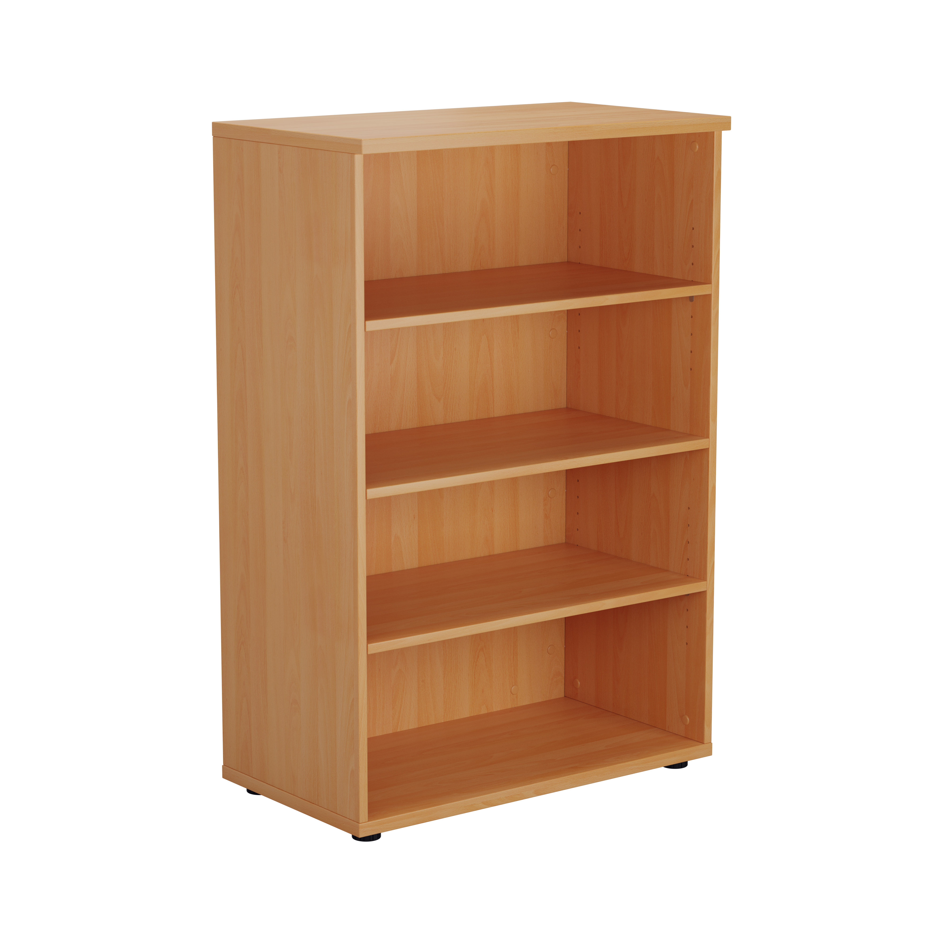 Essentials - 1200mm High Bookcase