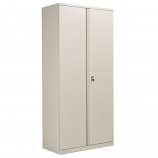 Bisley Essentials Steel Double Door 1900mm Height Cupboard