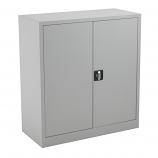 Relax Steel Double Door 1000mm Height Cupboard
