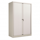 Bisley Essentials Steel Side Open Tambour with 1500mm Height