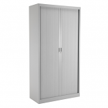 Relax Steel Open Tambour with 1950mm Height