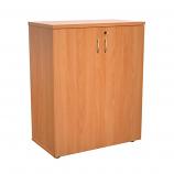 Essentials - 1000mm High Cupboard