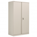 Bisley Essentials Steel Double Door 1500mm Height Cupboard
