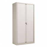 Bisley Essentials Steel Side Open Tambour with 1900mm Height