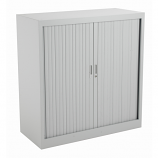 Relax Steel Open Tambour with 1050mm Height