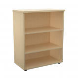 Impulse 1000mm Height Bookcase