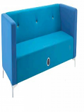 BUTTON 3 SEATER