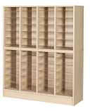 Premium Pigeonhole Unit With 48 Spaces
