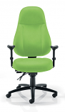 Cheetah 24 Hour Fabric Office Chair