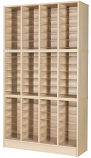 Premium Pigeonhole Unit With 72 Spaces