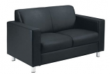 Iceburg Leather Sofa