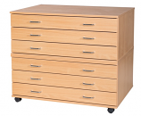 6 Drawer A1 Planchest