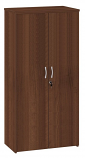Duo 1790mm High Cupboard in Walnut