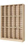 Premium Pigeonhole Unit With 90 Spaces