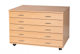 5 Drawer A1 Planchest