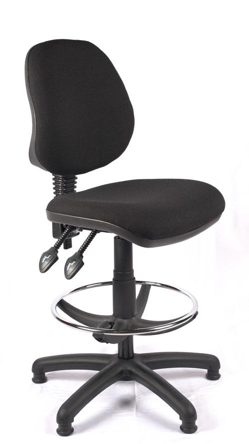Juno Medium Back Draughtsman Chair