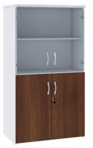 Duo Combination Cupboard