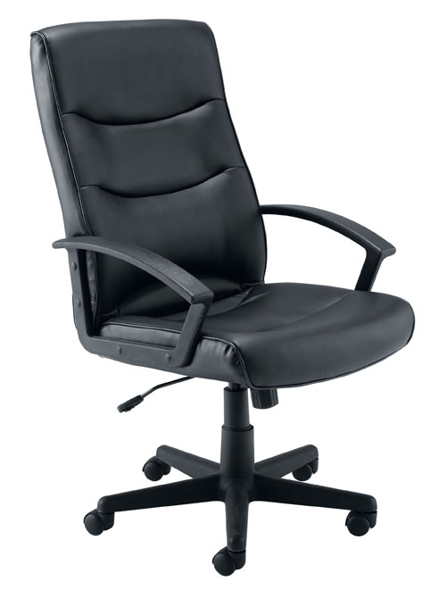Canasta 2 Leather-Look Executive Chair